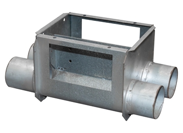 Picture of Boot Weldment Twin M90