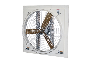 """Picture of Fan Panel 36"""" 1/2 HP 115 230 Volt 1 Ph W Frnt Guard"""