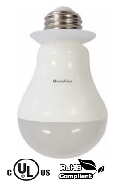 Overdrive LED 6W 5000K Bulb w/ Gasket