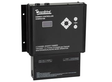 Overdrive® ODMR0210 LED Dimmer & Controller