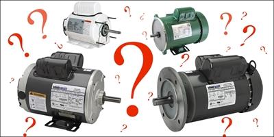 Comparing OEM and catalog motors