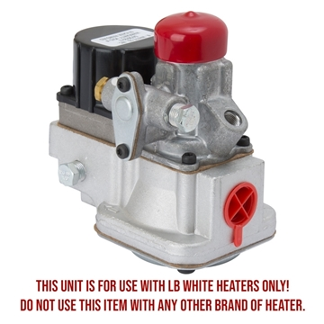 LB White® Basotrol Pilot Gas Valve - LP & NG