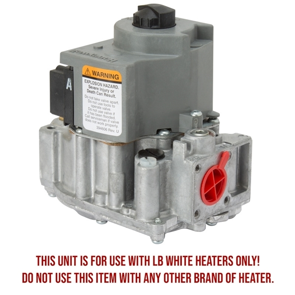 LB White® Gas Valve Guardian® Heaters - LP