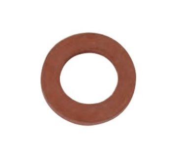"""3/4"""" Hose Washer Red Rubber"""