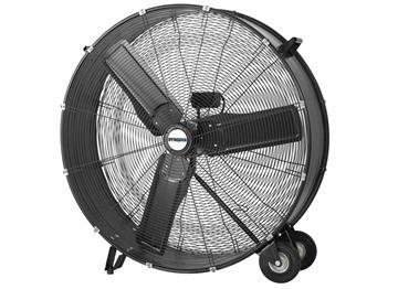 "DYNOFAN™ 36"" Barrel Fan - OSHA Grill"