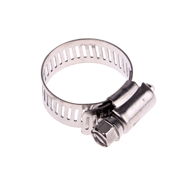Mini Hose Clamps - Stainless Steel