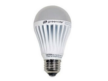 Greenlite Dimmable Shatterproof LED Light Bulb 12W 3000K 800 Lumen A19D