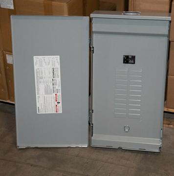 Siemens 100 amp 20 space Electrical Panel - PW2020B1100CU