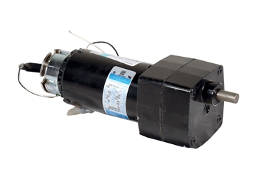 Picture of Motor Gear With brake 3.7 RPM 120 VAC Leeson