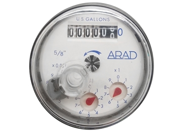 Picture of Reed Switch Assembly for ARAD Water Meter with Pulse