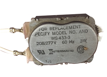 Picture of Non Stock Motor For Dayton Clock 208 27