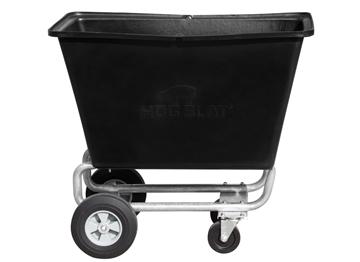 Hog Slat® Black Utility Cart