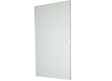 """Picture of Door Panel Only R88 White R.O. 3'6"""" X 6' 8"""""""