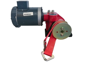 Picture of Inlet Machine Complete With Gear Motor 220 Volt 50 Hz 3 Phs