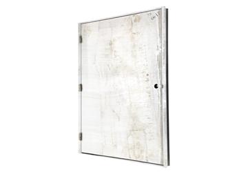 "Picture of Door Custom 48"" X 72"" White RO 52 5/16 X 73 1/8"